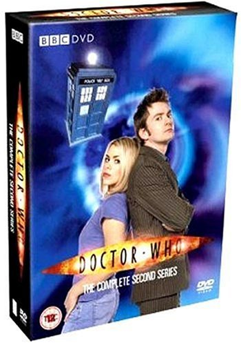 Doctor Who - The Complete BBC Series 2 Box Set [DVD]