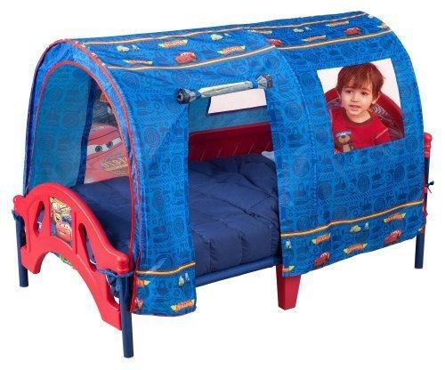 Cars Toddler Bed Set