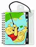 National Design Disney Pooh Deluxe Autograph Book and Pen (12464A)