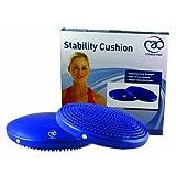 Yoga Mad Stability Cushion Blueby Yoga Mad