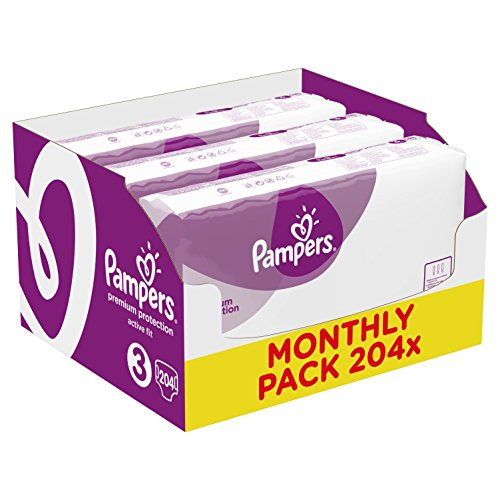 pampers-active-fit-panales-talla-3-204-unidades