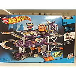 Hot Wheels Super Auto Center