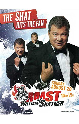 Comedy Central Roast of William Shatner POSTER (11