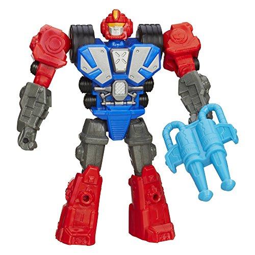 Transformers Hero Mashers Autobot Heatwave Figure