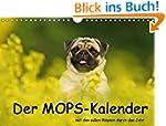 Der MOPS-Kalender (Wandkalender 2015...