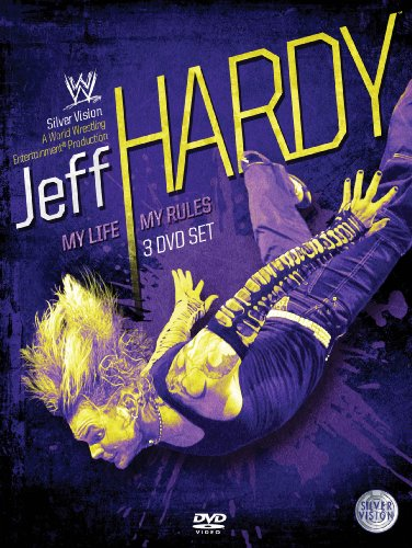 Jeff Hardy My Life, My Rules [DVD]