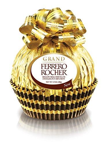 Ferrero Grand Ferrero Rocher Chocolate, 3.5 Ounce