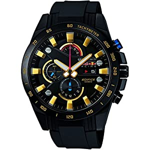 Mens Casio Edifice Red Bull Exclusive Chronograph Watch EFR-540RBP-1AER