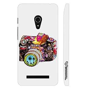 Asus Zenfone 5 Urban Camera designer mobile hard shell case by Enthopia