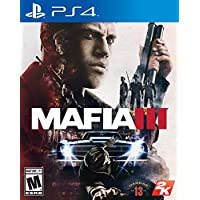 Mafia III Standard Edition for PlayStation 4 by 2K Games