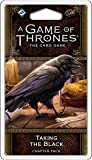 A Game of Thrones LCG 2nd Edition: Taking The Black Chapter Pack Board Game