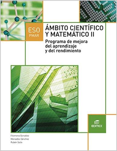 PMAR II Ámbito Científico y Matemático (Secundaria)