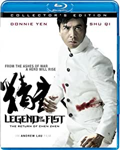 Legend of the Fist: The Return of Chen Zhen (Collector's Edition) [Blu-ray]