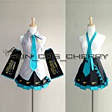 Cosplay Costume T-042 new VOCALOID Hatsune Miku women M size (japan import)