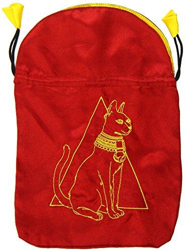 Egyptian Cat Satin Bag (Lo Scarabeo Bags)