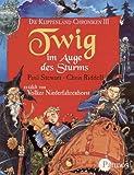 Twig im Auge des Sturms. 4 Cassetten. Teil 3 der Klippenland-Chroniken.