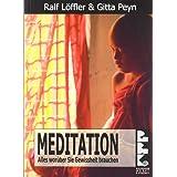 """Meditation: Alles wor�ber Sie Gewissheit brauchenvon """"Ralf L�ffler"""""""