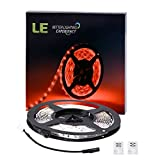 LE-164ft-Flexible-LED-Strip-Lights-300-Units-SMD-3528-LEDs-Red-Non-waterproof-12V-Light-Strips-LED-Tape-LED-Ribbon-For-GardensHomesKitchenCarsBar-DIY-Party-Decoration-Lighting