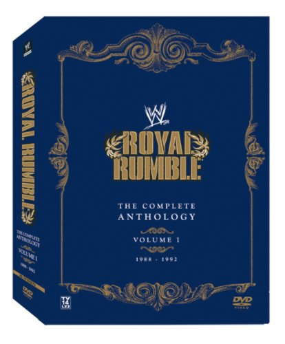 WWE Royal Rumble - The Complete Anthology, Vol. 1