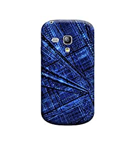 EPICCASE Premium Printed Mobile Back Case Cover With Full protection For Samsung Galaxy S3 Mini (Designer Case)