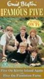 The Famous Five - Five On Kirrin Island Again / Five On Finniston Farm [VHS] [1997] [1978]