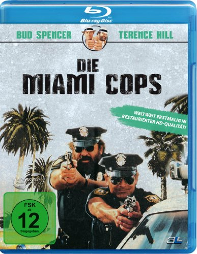 Die Miami Cops [Blu-ray]