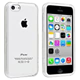 eForCity Snap-in Slim Case for iPhone 5C - Retail Packaging - Clear