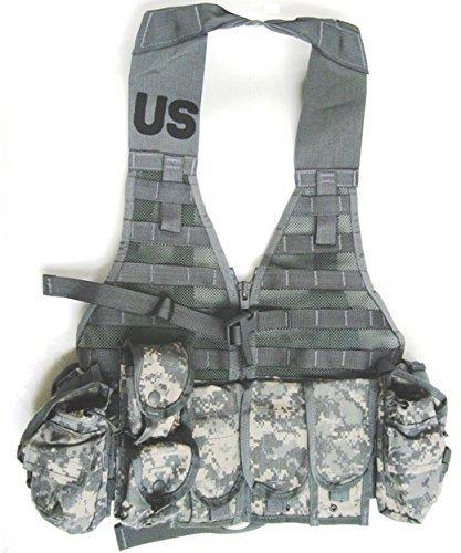 Molle FLC ACU Fighting Load Carrier Kit Vest