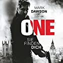 One: Sie finden dich (John Milton 1) Hörbuch von Mark Dawson Gesprochen von: Jürgen Holdorf