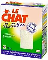 Le Chat Paillette - Savon de Ménage - Pack 1 kg / 25 Lavages