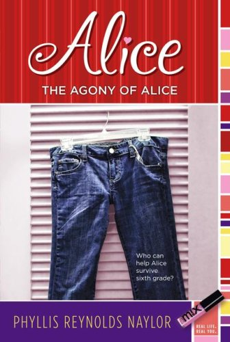 Cover of The Agony of Alice