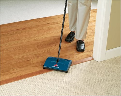 Bissell Sturdy Sweep Sweeper 2402b New Free Shipping