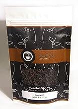 Mahamosa Sri Lankan  Ceylon Black Tea and Tea Filter Set 8 oz Beverly OP Black Tea 100 Loose Leaf Te