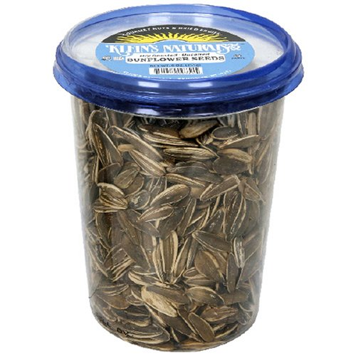 Buy Klein's Naturals Sunflower Seeds, Unsalted, In Shell, (Pack of 6) (Klein's Natural Foods, Health & Personal Care, Products, Food & Snacks, Baking Supplies, Nuts & Seeds)