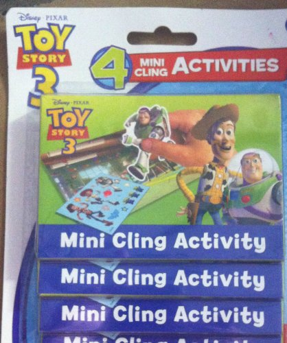 TOY STORY 3 PARTY FAVORS by Tara Toys