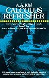Calculus Refresher (Dover Books on Mathematics)