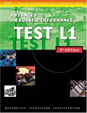 img - for Automotive ASE Test Preparation Manuals, 3E L1: Advanced Engine Performance (Delmar Learning's Ase Test Prep Series) book / textbook / text book