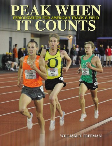 Peak When It Counts : Periodization for American Track and Field (4th ed)