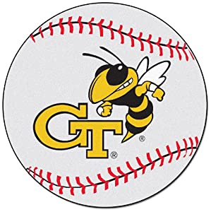 Amazon.com: FANMATS NCAA Georgia Tech Yellow Jackets Nylon