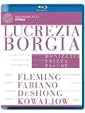 Lucrezia Borgia [Blu-ray] [Import]