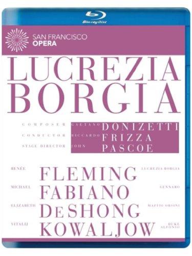 Gaetano Donizetti: Lucrezia Borgia (San Francisco Opera) [Bluray]