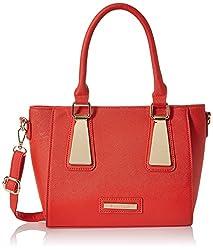 Stella Ricci Womens Handbag (Red ) (SR101HRED)
