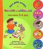 Nature et animaux Petite section 3-4 ans