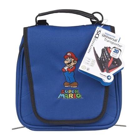 Nintendo Licensed Super Mario Universal Transporter Case - Blue