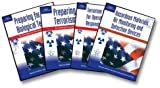 img - for Terrorism Preparedness Library. 4 Book Set. book / textbook / text book