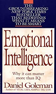 "Cover of ""Emotional Intelligence"""