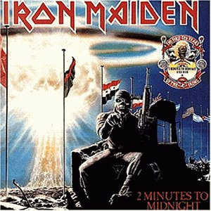 Iron Maiden - 2 Minutes to Midnight/Aces High - Zortam Music