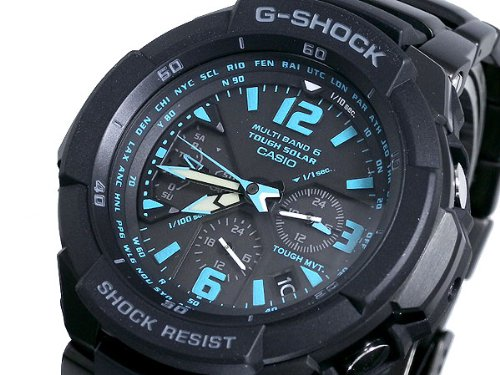 Casio CASIO G shock g-shock wave solar sky cockpit watch GW 3000BD-1 A parallel imported goods