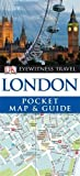Collectif DK Eyewitness Pocket Map and Guide: London