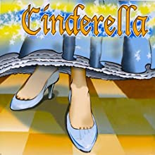 Cinderella Audiobook by Jacob Grimm, Wilhelm Grimm Narrated by Jenny Day